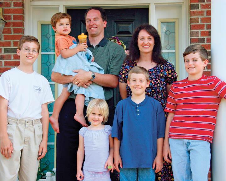 Big Family Mormon