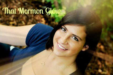 Mormon glow Mormon girls