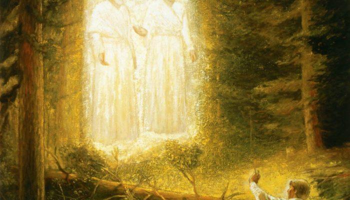 Joseph Smith's First Vision Mormon