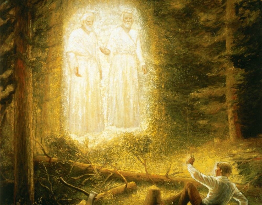 Joseph Smith's First Vision Mormon