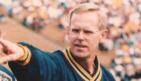 Mormon athlete Tom Holmoe