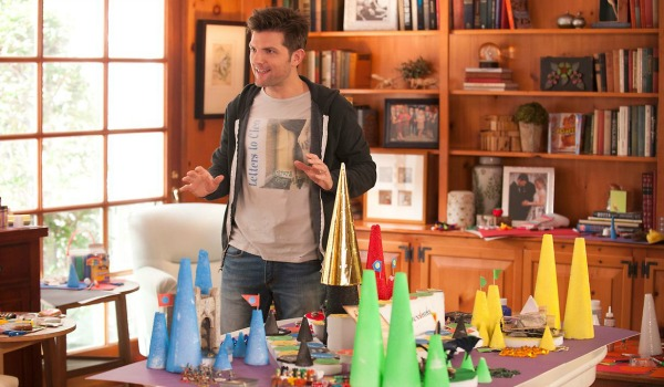 Ben Wyatt from Parks and Rec explains his board game