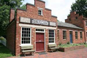 Jonathan Browning Home and Gun Shop
