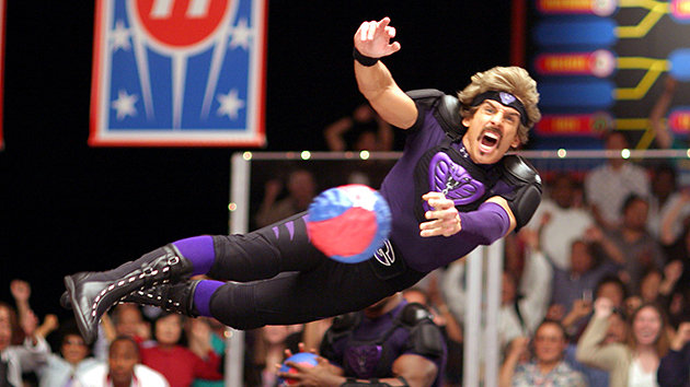 Ben Stiller movie still from the film Dodgeball