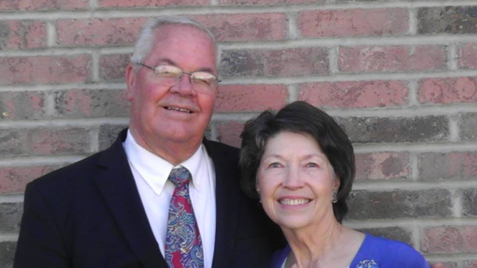 Elder and Sister Bushman serve as missionaries in the Florida, Tallahassee Mission