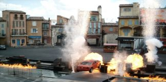 Lights Motor Action at MGM Studios