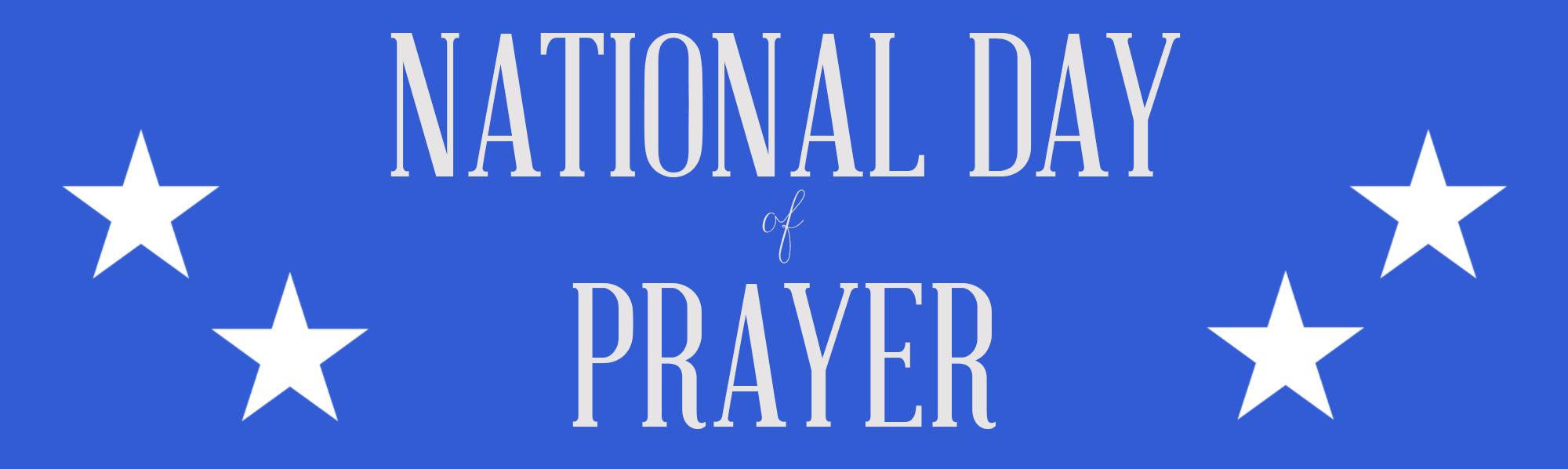 National Day of Prayer Logo Large