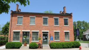 Nauvoo Lands and Records Office