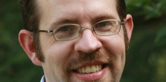 """Scott Hales creator of """"The Garden of Enid"""""""