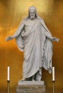 Thorvaldsen's Christus