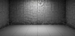 my prison stone room