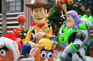Woody and Buzz at Walt Disney World