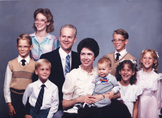 Mormon in the Military Bateman Family
