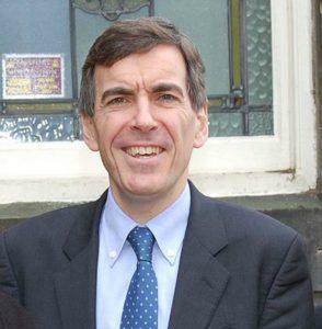 David Henry Rutley Member of Parliament