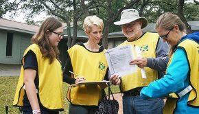Helping Hands after Texas floods