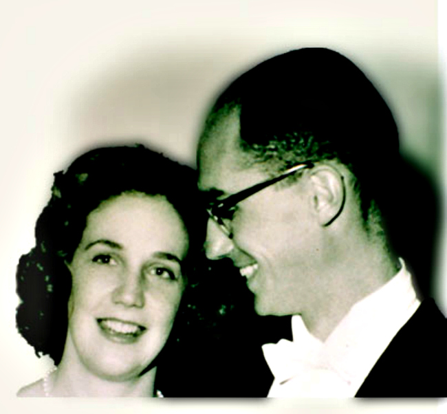 Henry and Kathleen Eyring