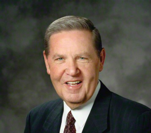 current photo of Jeffrey R. Holland