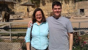Me and My Mom at the Zoo