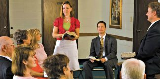 Teaching an LDS Gospel Doctrine Class