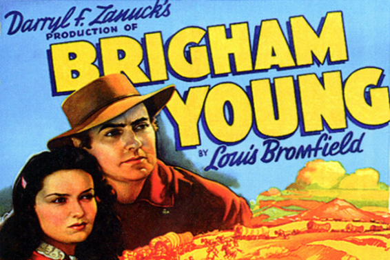 Brigham Young Movie Poster