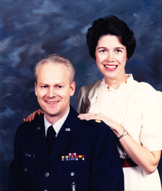 Sam and Judy Bateman