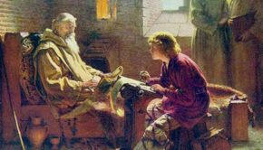 The Venerable Bede Translates John