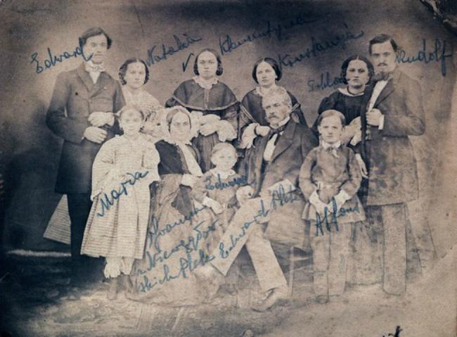 Olden Family Photo
