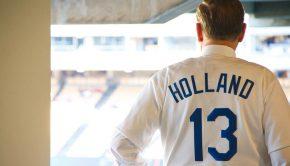 Elder Holland pitch cover