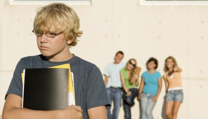 Kid bullied at school