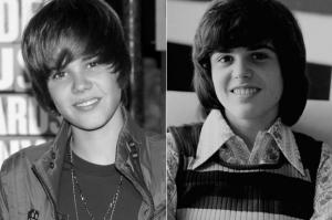 Bieber and Osmond