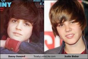 Osmond and Bieber