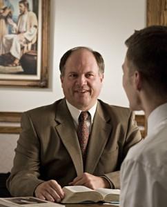 mormon bishop