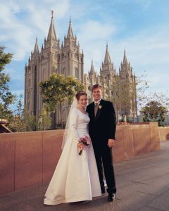 mormon marriage temple