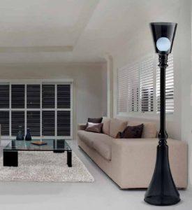 outdoor indoor lamp post