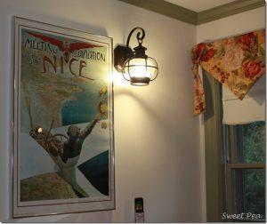 outdoor indoor lighting inside