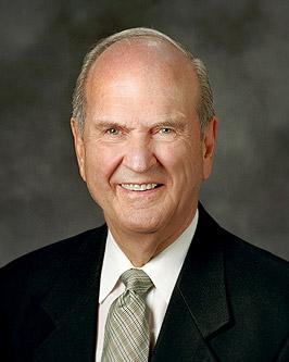 President Russel M. Nelson