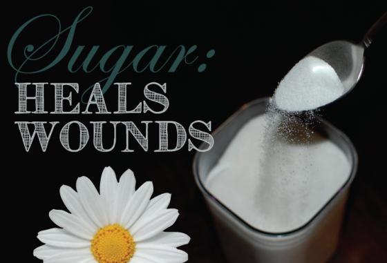 sugarhealswound