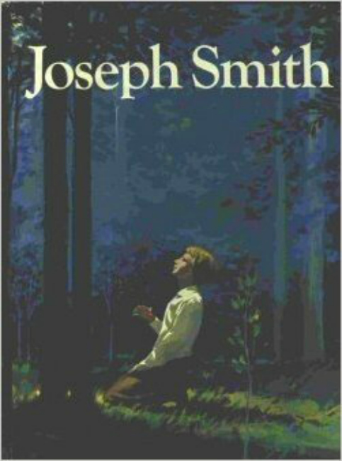 """Joseph Smith"" by Karen Dixon Merrell, illustrated by Jerry Thompson"