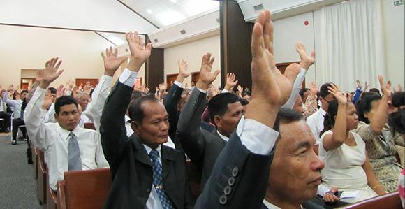 Sustainings in Cambodia