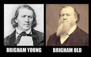 Brigham Young Brigham Old