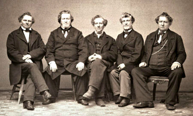 Brigham Young and Brothers