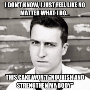 Cake Nourish and Strengthen