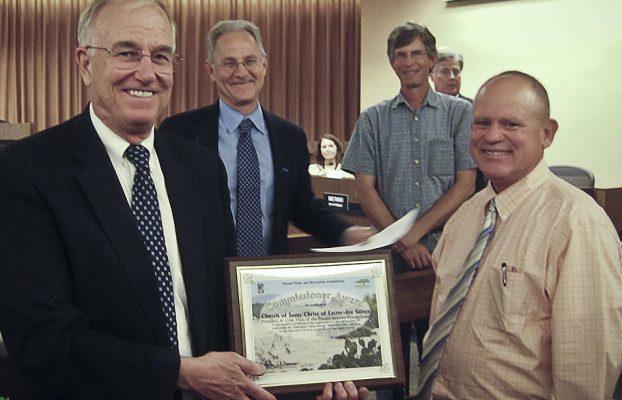 Tucson Commissioner's Award