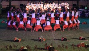 french polynesia youth dance