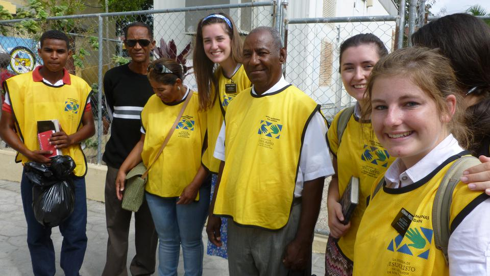 Helping Hands in the Dominican Republic