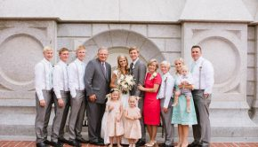 Holy Oaks Temple Marriage