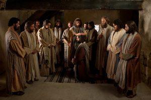 Jesus Calling the 12 apostles