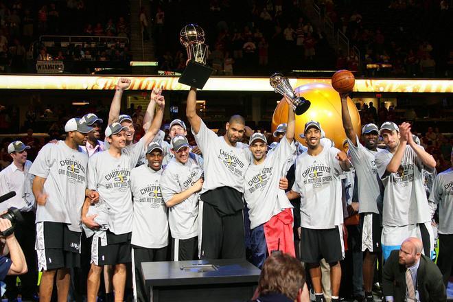 NBA Finals Game 4: San Antonio Spurs v Cleveland Cavaliers