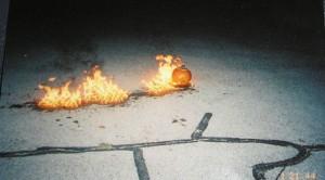 pumpkin flame