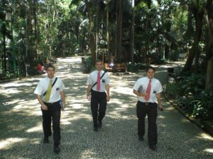 mormon missionaries in Brazil